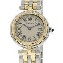 Cartier Ladies Cartier Panthere Vendome 18k Gold & SS w/...