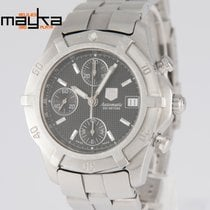 TAG Heuer Automatic Chronograph Steel 39mm Cal. ETA 7750 CN2111