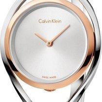 ck Calvin Klein LIGHT K6L2MB16 Damenarmbanduhr Swiss Made