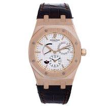 Audemars Piguet Royal Oak Dual Time Rose Gold Watch