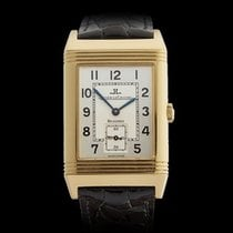 Jaeger-LeCoultre Reverso Grand Taille 18k Yellow Gold Unisex...
