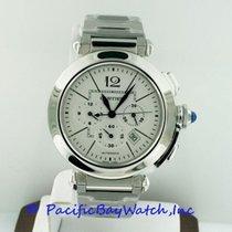 Cartier Pasha Chronograph Men's W31085M7