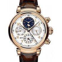 IWC Schaffhausen Da Vinci Perpetual Calendar Chronograph...