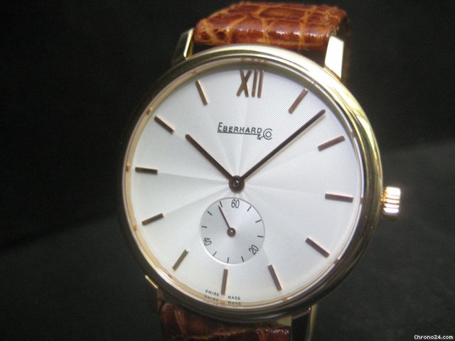 Eberhard &amp;amp; Co. Classique ultra thin pink gold [ON HOLD]
