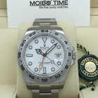 Rolex 216570 Explorer II White 42mm [NEW]
