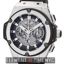 Hublot King Power Unico Titanium 48mm Skeletonized Dial Ref....