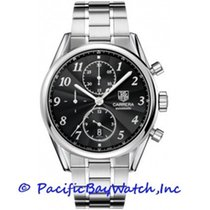 TAG Heuer Carrera Calibre 16 Heritage Automatic Chronograph...