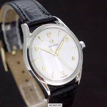 Omega Handaufzug White Dial Kaliber 420 Anno 1954