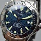 Ωμέγα (Omega) Seamaster 300M ELECTRIC BLUE RARE 41mm Box/Paper...