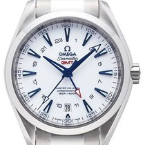 Omega Seamaster Aqua Terra Co-Axial GoodPlanet GMT