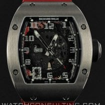 Richard Mille RM 10 OR BLANC