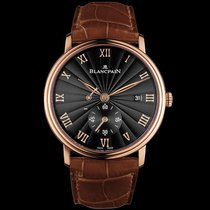 Blancpain [NEW]Villeret Small Seconds Date+Power Reserve...