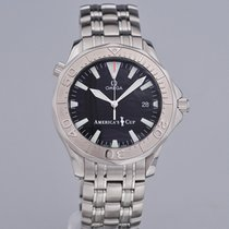 Omega Seamaster Americas Cup