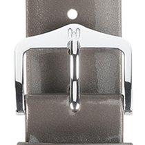 Hirsch Uhrenarmband Diva silber M 01536138-2-18 18mm