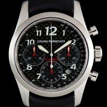 Girard Perregaux S/S Black Dial Ltd Ed Ferrari F1 Champions...