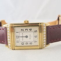 Jaeger-LeCoultre Reverso 18k Yellow Gold Aftermarket Setting