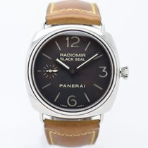 Panerai Radiomir Black Seal 45mm Pam 183 TEW