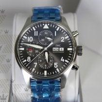 萬國 (IWC) IW377719   Pilot Spitfire Automatic Chronograph  Grey...