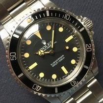 Rolex 1982 Submariner 5513 Maxi Mk5 Nos