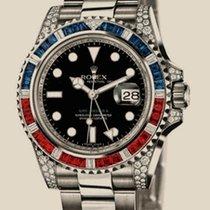 Rolex Oyster GMT Master II