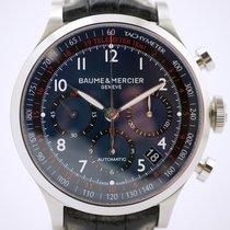 Baume & Mercier Capeland BLUE Chronograph mit Box und...