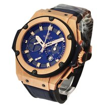 Hublot 709.OX.1780.GR.TXTII King Power with Blue Dial Limited...
