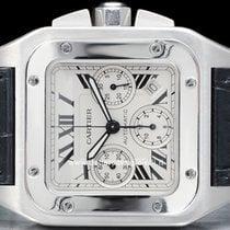 Cartier Santos 100 XL Chronograph  Watch  2740