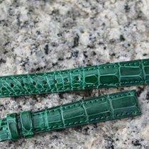 Jaeger-LeCoultre Krokoband XL grün 14x12mm für Reverso...