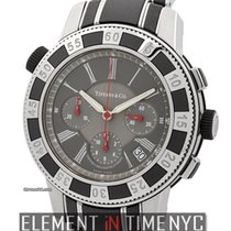 Tiffany & Co. Mark Automatic Chronograph Stainless Steel...