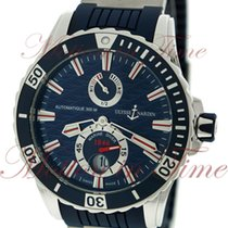 "Ulysse Nardin Maxi Marine Diver 44mm Blue ""Conquer The..."