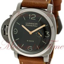 """Panerai Luminor 1950 Left-Handed 8-Days """"Titanio"""",..."""