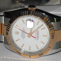 Rolex Datejust 36 MM 18K Rose Gold