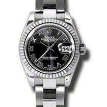 Rolex Datejust Lady Oyster Fluted Bezel