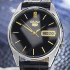 Seiko 5 7009-3060 Rare Day Date Automatic Watch Circa 1970 (jr51)