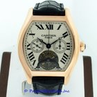 Cartier Tortue Chronograph Tourbillon W1548151 Pre-owned