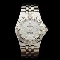 Breitling Starliner Stainless Steel Ladies A71340