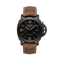 Panerai LUMINOR GMT 1950 3 DAYS CERAMICA
