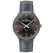 Meistersinger Uhren Herrenuhr Mehrzeigeruhr NEO 2Z NE207