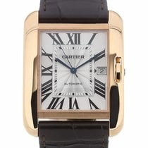 Cartier Tank Anglaise 47 Automatic Date