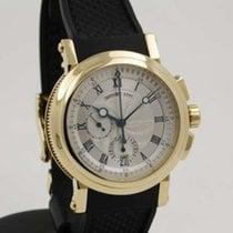 Breguet Marine 2 Chronograph Yellow Gold 5827BA