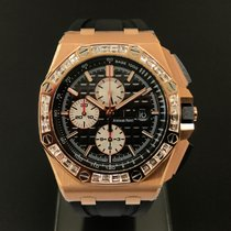 Audemars Piguet Royal Oak Offshore Rosegold Original Diamonds...