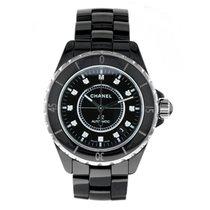 Chanel J12 Diamants - Ref H1626