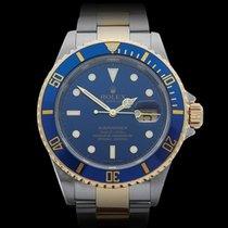Rolex Submariner Sun Burst Stainless Steel/18k Yellow Gold...