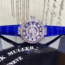 Franck Muller Double Mystery 42MM  Breguette Square Diamond