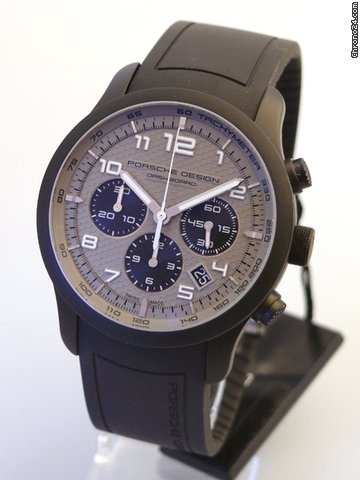 Porsche Design Eterna P6612 PAC Dashboard Chronograph Ref. 6612.17.54.1190, Modell 2010 / NEU / UVP 3.950,00 &amp;euro;