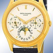 Patek Philippe Gent's 18K Yellow Gold  Perpetual Calendar...