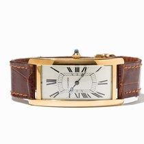Cartier Tank Americane Women's Wristwatch