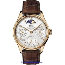 IWC Portuguese Perpetual Calendar Moonphase IW502306