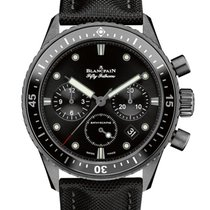 Blancpain Bathyscaphe Fifty Fathoms Flyback Chronogaph