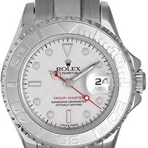 Rolex Ladies Yacht-Master Stainless Steel Watch 169622...
